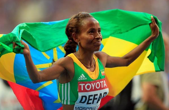 Meseret Defar - The Women Who Inspires You in Life