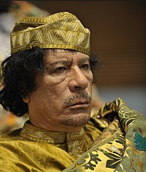 Muammar Gaddafi - Politician You Wish If They Would Be Ethiopian