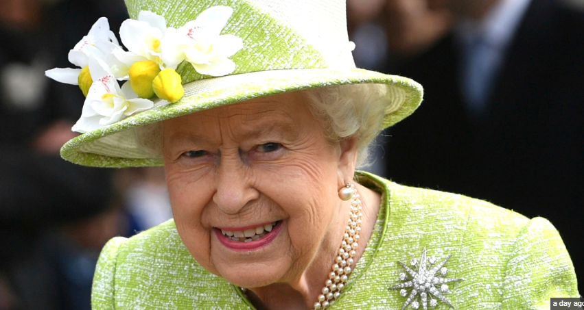 Queen Elizabeth - Politician You Wish If They Would Be Ethiopian