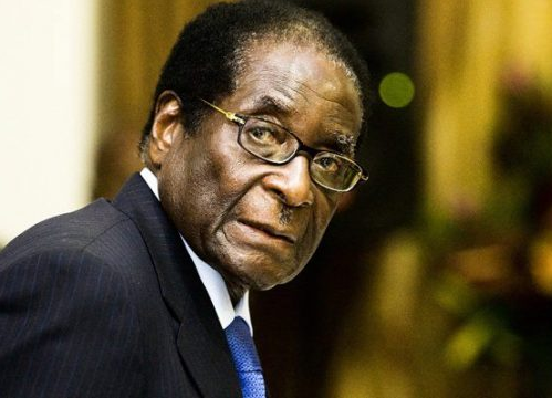 Robert Mugabe - Politician You Wish If They Would Be Ethiopian