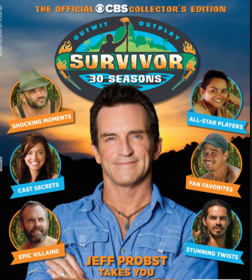 Survivor - Tv Show You Wish To See Produced By Ethiopians