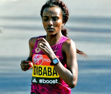Tirunesh Dibaba - The Women Who Inspires You in Life