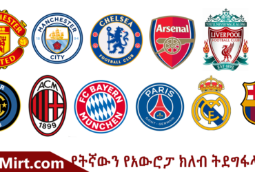 CluB 370x250 - The Best European Football Club For Ethiopians